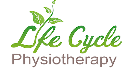 The Life Cycle Physiotherapy logo